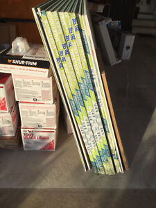 Brand New Sheets Of 4x8 Green Board Drywall - have receipt