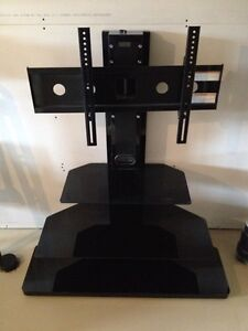 Black tv stand up to 50 inch tv!!!