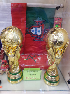 FIFA WORLD CUP TROPHY 1:1 SCALE REPLICA