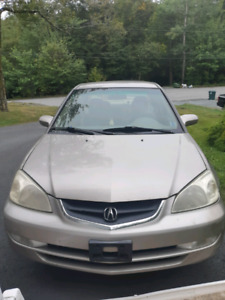 2001 Acura 1.7L EL