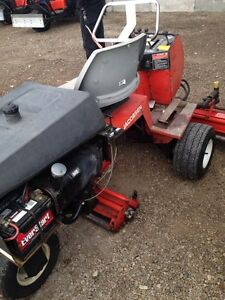 Jacobson gas powered greens mower $1,895.