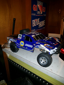 Traxxas Slash 1/10 2wd brushless Tq with upgrades