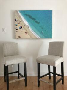 Moving Sale - Bar stools, mirror, lamps, bathroom, electronics