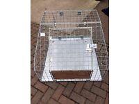 Custom Built Trystorme Car Cage - DEFRA / RSPCA APPROVED