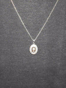"(.925) Locket (opens) on a 16"" ss chain with ss bracelet chain"