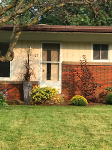 NEWLY RENOVATED FONTHILL HOME WITH GARAGE