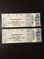 2 Prime Moose tickets - Wed Feb 10 @ 7pm vs. Texas Stars