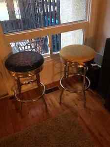 Diner style bar stools