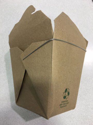 Take Out Food Container Packaging. 17500 units.