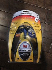 Monster HDMI 8 ft. Cable