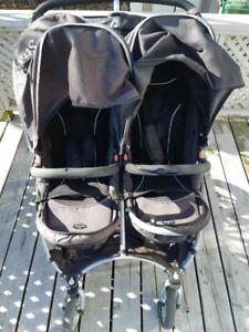 Stroll-Air Double Stroller