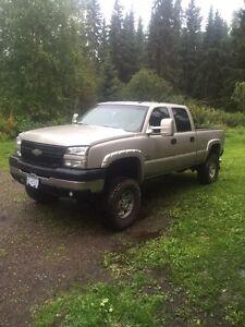 05 Chevrolet Silverado 2500