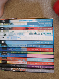Michael morpugo book collection