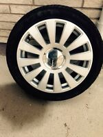 17 inch rims and tires 5x112