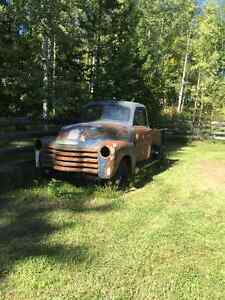 1952 Chev Pick up