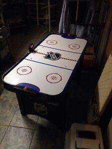 Table de air hockey a vendre