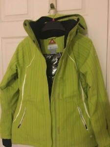 Columbia Insulated Jackets Size M, ask for $50