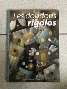 Livre de bricolage et artisanat: Les doudous rigolos