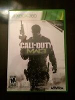 Call of duty game for xbox 360