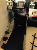 Treadmill/ running machine for $200-almost new