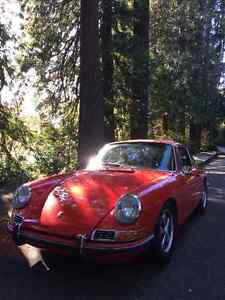 Looking for a 1967 Porsche 911 (I have your original engine)