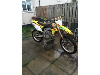 2014 RMZ 450 *fuel injection*