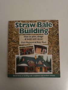 """""""Straw Bale Building"""" & """"The Straw Bale House"""" architecture"""