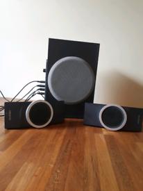 Creative Labs Inspire M2600 Speakers