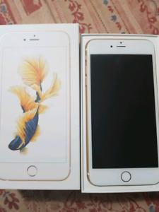Like new, iPhone 6s plus fs