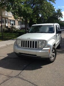 2010 Jeep Liberty Limited 4X4