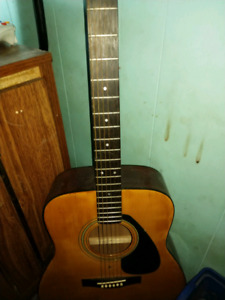 Used yamaha guitar