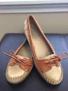 Coach Flats/ loafers size 7