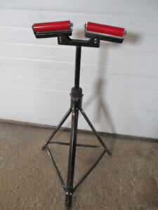 Adjustable Roller Stand