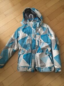 Manteau Firefly fille L 12-14 ans hiver neige poches intérieures