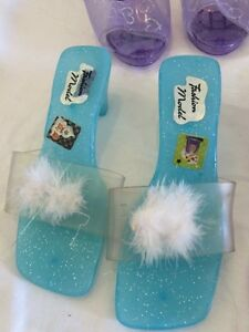 Halloween Costumes - Princess Shoes/Slippers Cambridge Kitchener Area image 2