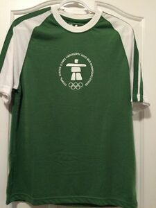 Olympic tee Adult Small