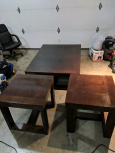 Reduced to sell TODAY! Coffee and end tables