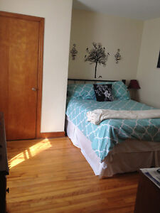 SUITE w/PRIVATE BATH near MUMFORD TRML, CCMH, HSC, QUINPOOL