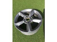 """17"""" BMW alloy wheel"""