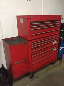 Snap on Snap-On tools tool box coffre d'outils mechanics tech