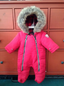 winter jacket for 0-3 months old baby