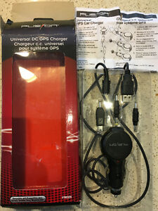 Universal DC GPS Charger