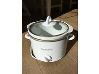 Slow cooker crock pot 1.5lt