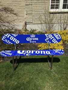 Corona Snow Board Bench