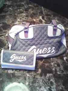 Guess purse and matching wallet Kitchener / Waterloo Kitchener Area image 2