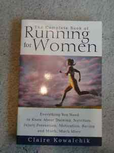 The Complete Book of Running for Women London Ontario image 1