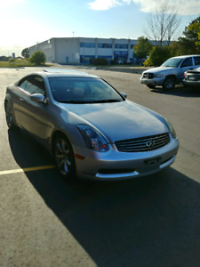2005 Infiniti G35 Coupe /  SOLD