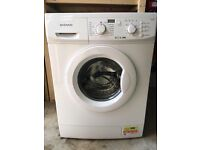 Daewoo 8kg 1400rpm washing machine