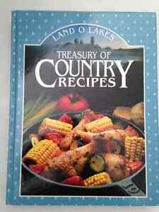 Land O Lakes Treasury of Country Recipes