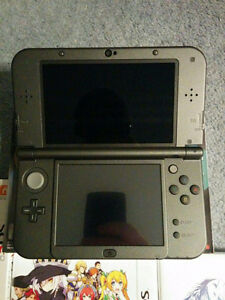 New Nintendo 3DS & Several Games